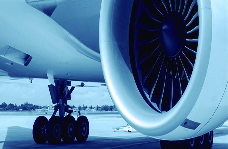 Titanio y Aceros para la industria aeroespacial
