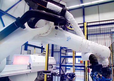 Aeronautic aluminum