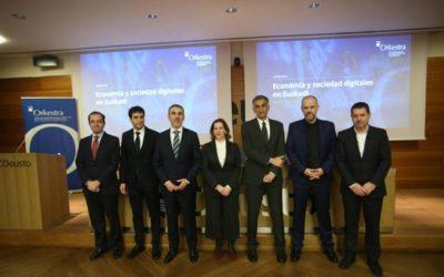 Euskadi, líder europeo en digitalización empresarial