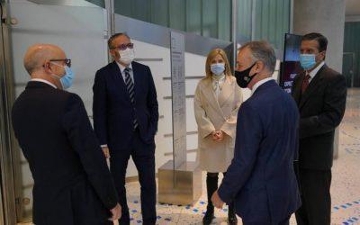 El lehendakari renueva su apuesta por la «industria y los servicios avanzados»